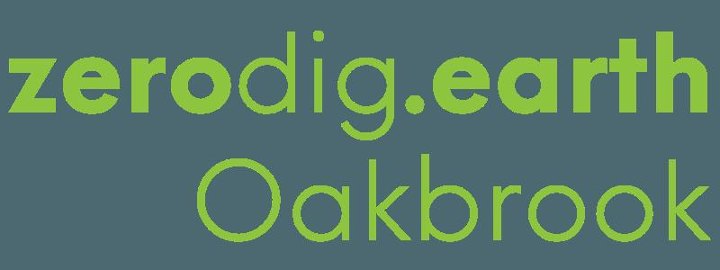 Zerodig Oakbrook Green Logo image