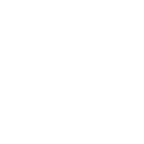 Zerodig.earth white 500 pixel logo