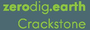 zerodig crackstone logo image