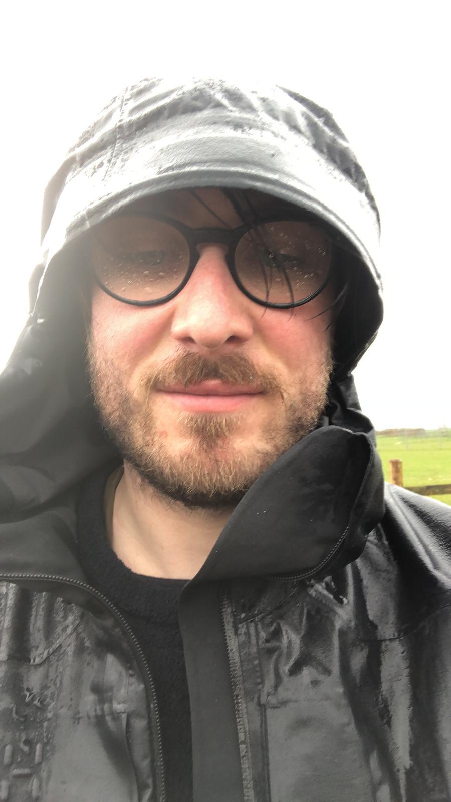 Image of Luke at Cracksone Barns