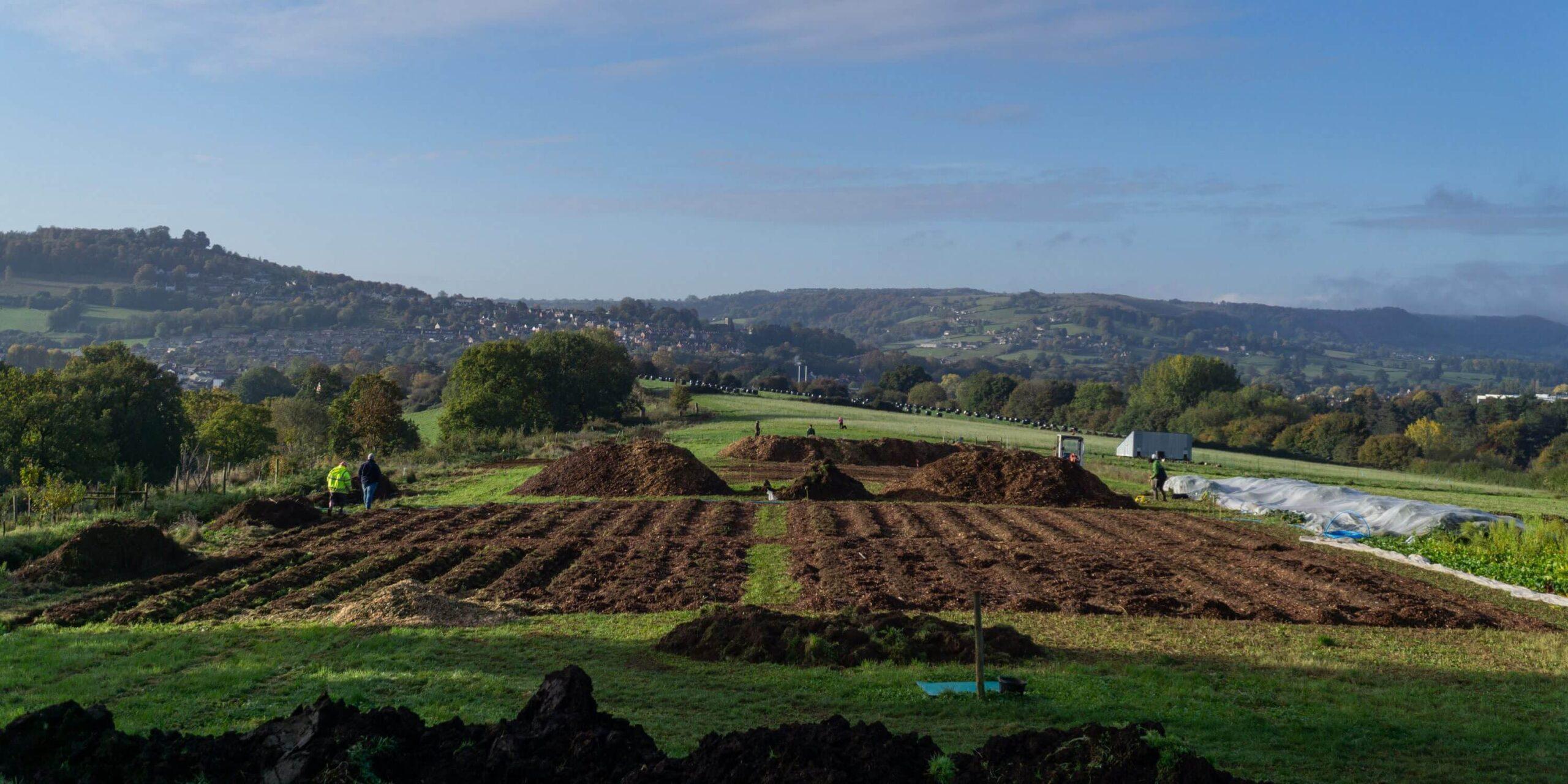 Oakbrook Zerodig farm